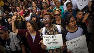 Ausgangssperre in Baltimore zeigt Wirkung