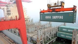 Schweizer Firmen beklagen Willkür chinesischer Zollbehörden