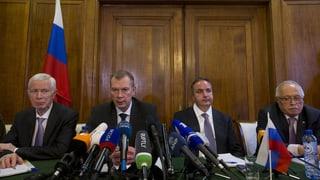 Russland scheitert – und wird nicht in Ermittlungen einbezogen