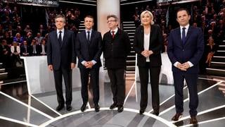 Emprima debatta da televisiun