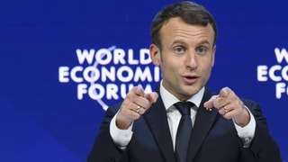 Suenter Trump desista era Macron