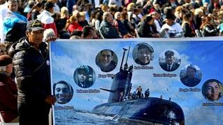 Verschollenes argentinisches U-Boot geortet