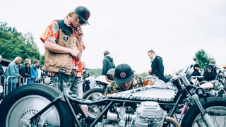 Das Enfant Terrible der Custombike-Szene (Artikel enthält Video)