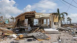 «Irma» könnte Versicherer rund 50 Milliarden kosten