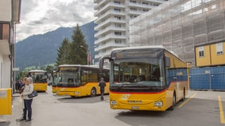 Bus gratuit tranter Glion, Vrin e Sursaissa