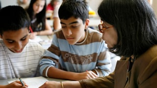 Mehr Unterstützung im Unterricht statt starre Klassengrössen
