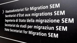 Die Zuwanderung nimmt weiter ab