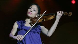 Star-Geigerin Vanessa Mae für Thailand an Olympia – dank Zermatt