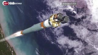 Galileo-Satelliten in falscher Umlaufbahn