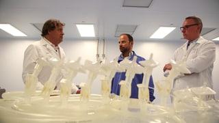 Video «Geklonte Zellen: XBiotech bereit für kommerzielle Produktion» abspielen