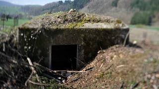 Verkauf von Bunkern und Kommandoposten kommt voran