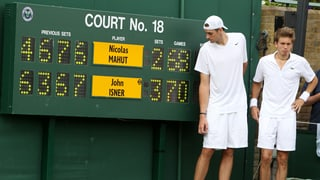 Wimbledon führt Tiebreak im Entscheidungssatz ein