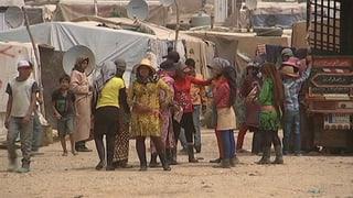 Flüchtlingslagern der UNO fehlt das Geld