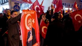 Wie soll Basel auf politischen Besuch aus der Türkei reagieren?