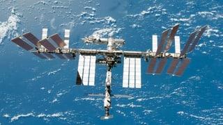 Geglückt: Luzerner Jugendliche hatten Kontakt mit der ISS