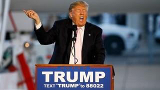 Viel Rechnerei im US-Präsidentschaftswahlkampf