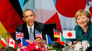 Geplanter G8-Gipfel wird zum G7-Treffen