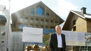 Sawiris trotz schleppendem Verkauf zufrieden mit Resort