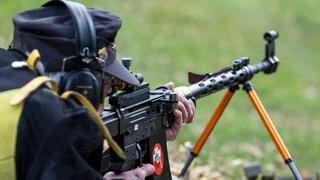 Cussegl naziunal accepta cumpromiss tar la lescha d'armas