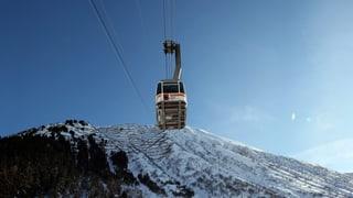 Traumstart für Skigebiete in Andermatt und Engelberg