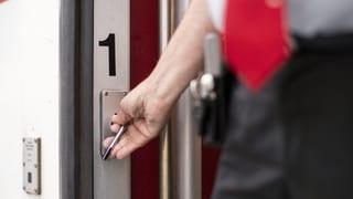 Defekte SBB-Türen können auch Reisende gefährden