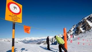 Engelberg und Skiarena Andermatt schliessen Skipisten