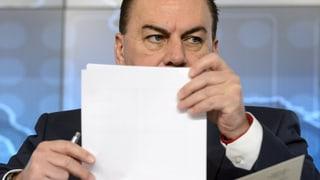 UBS-Präsident verteidigt Banker-Boni