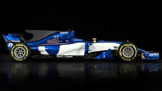 Sauber preschenta l'auto nov - il C36