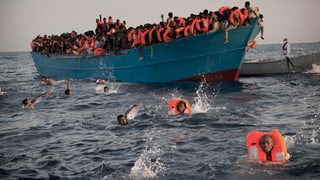 EU will die Mittelmeer-Route für Flüchtlinge sperren