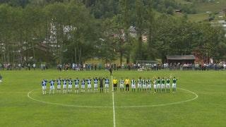 2014: Il derby ch'è stà la promoziun en 3. liga per Trun/Rabius