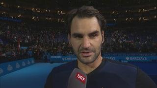 Federer: «Als ich Stan gegen Murray sah, war mir mulmig»