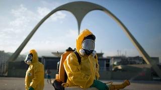 WHO will Olympia wegen Zika nicht verlegen
