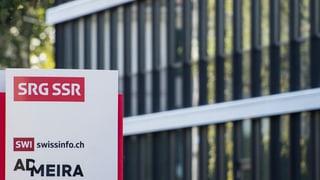 Ringier e Swisscom vulan cumparts da la SRG d'Admeira