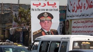 Keine Wahl für die Ägypter