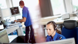 39 Millionen Franken für eine neue Aargauer Notrufzentrale