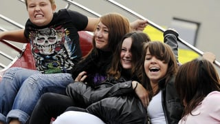Jugendliche leben gerne in Basel