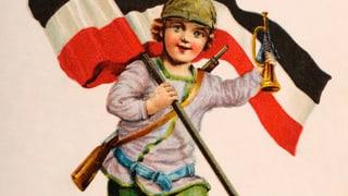 Erster Weltkrieg: Kitsch sollte das Grauen erträglich machen