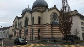Basler Juden können mit Hilfe vom Bund rechnen