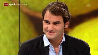 Roger Federer: Ohne Mirka geht gar nichts