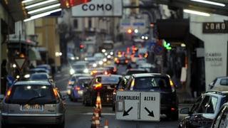 Italiener schmuggeln Geld zurück in ihre Heimat