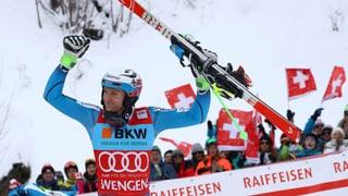 Henrik Kristoffersen gudogna slalom