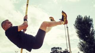 Für «Meine Olympiade» wagte sich Ilija Trojanow an einen sportlichen Selbstversuch.