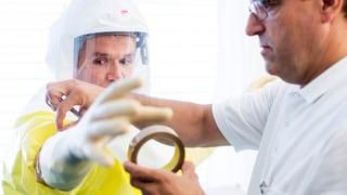 Sind die Schweizer Spitäler auf Ebola vorbereitet?