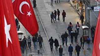 Schwieriger Informationsaustausch mit der Türkei