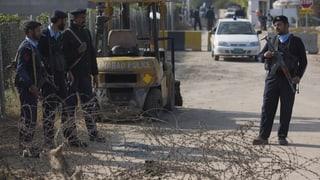 Musharraf-Prozess wegen Sprengstoff-Fund vertagt