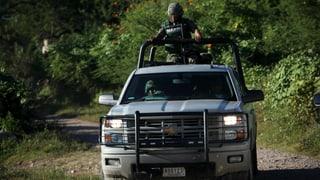 Verschwundene Studenten in Mexiko: Neue Massengräber entdeckt