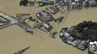 Taifun «Malaka» fegt über Japan hinweg