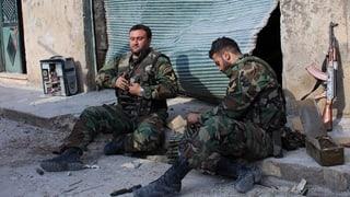 Execuziuns tras l'armada siriana ad Aleppo