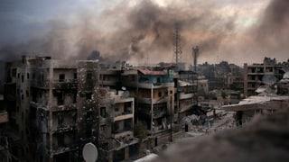 Was würdest du tun, wenn in deiner Stadt Krieg ausbricht?