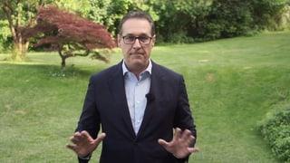 Ex-FPÖ-Chef Strache nimmt EU-Mandat nicht an